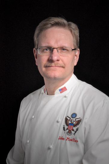 Former Whitehouse Chef John Moeller