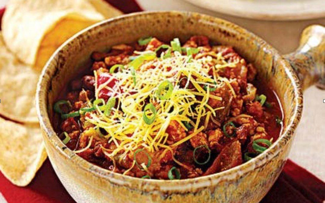 Chicken Chili (low-fat)