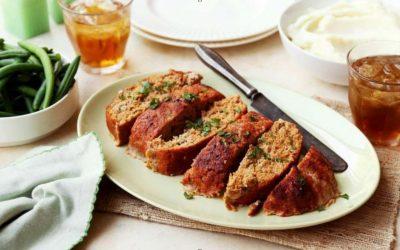 Unbelievable Chicken Meatloaf